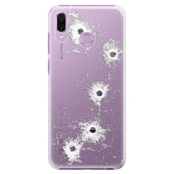 Plastové pouzdro iSaprio - Gunshots - Huawei Honor Play