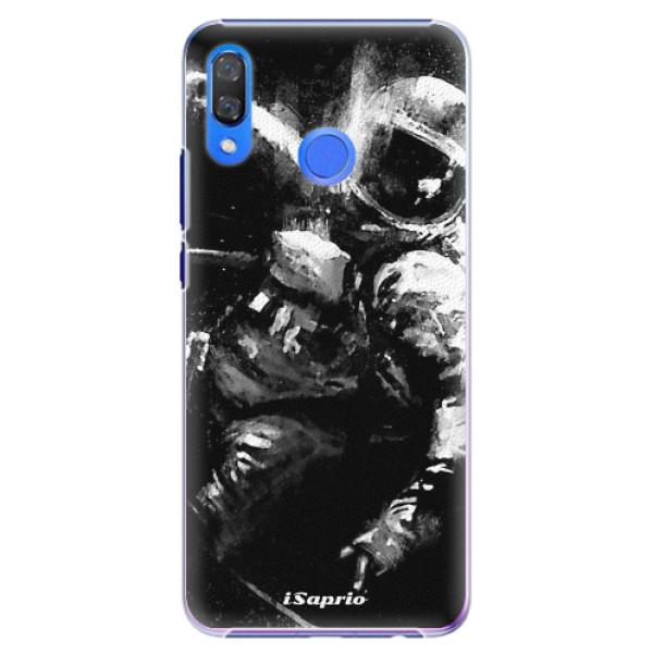 Plastové pouzdro iSaprio - Astronaut 02 - Huawei Y9 2019