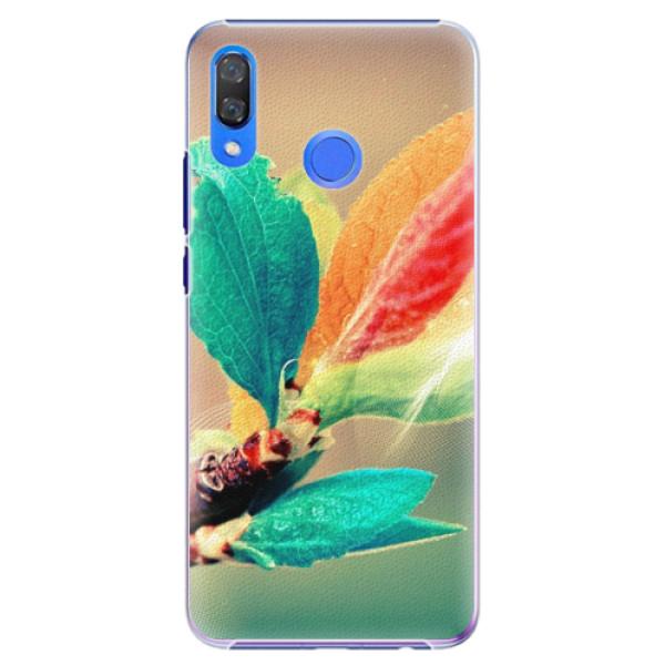 Plastové pouzdro iSaprio - Autumn 02 - Huawei Y9 2019