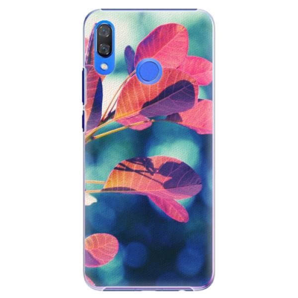 Plastové pouzdro iSaprio - Autumn 01 - Huawei Y9 2019