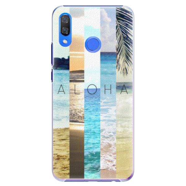 Plastové pouzdro iSaprio - Aloha 02 - Huawei Y9 2019
