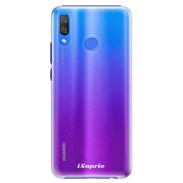 Plastové pouzdro iSaprio - 4Pure - mléčný bez potisku - Huawei Y9 2019