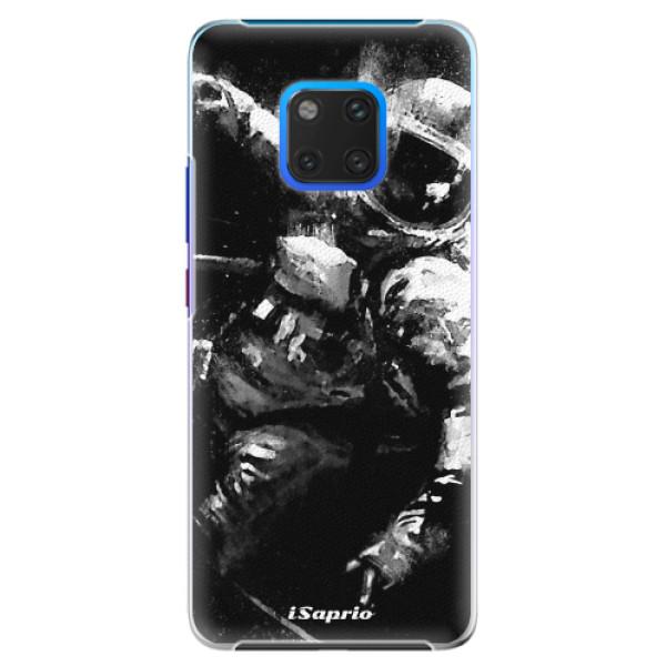 Plastové pouzdro iSaprio - Astronaut 02 - Huawei Mate 20 Pro