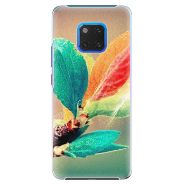 Plastové pouzdro iSaprio - Autumn 02 - Huawei Mate 20 Pro
