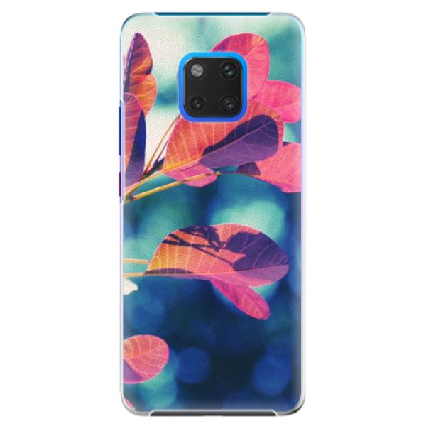Plastové pouzdro iSaprio - Autumn 01 - Huawei Mate 20 Pro