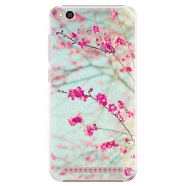 Plastové pouzdro iSaprio - Blossom 01 - Xiaomi Redmi 5A