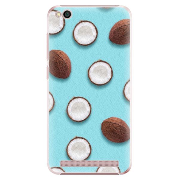 Plastové pouzdro iSaprio - Coconut 01 - Xiaomi Redmi 5A