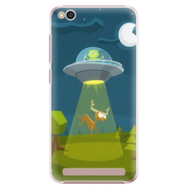 Plastové pouzdro iSaprio - Alien 01 - Xiaomi Redmi 5A