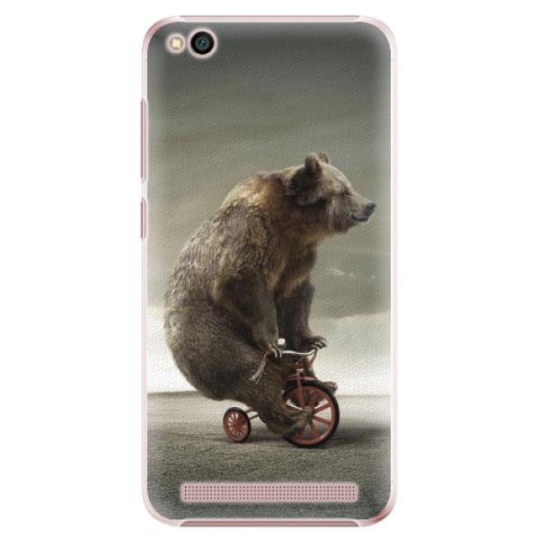 Plastové pouzdro iSaprio - Bear 01 - Xiaomi Redmi 5A