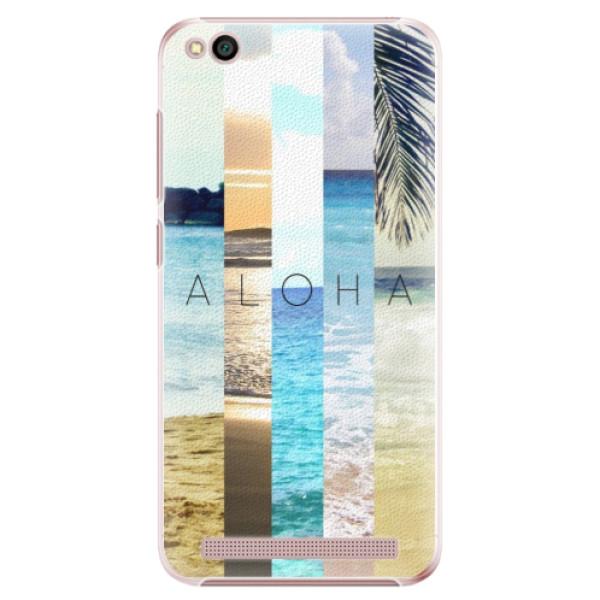 Plastové pouzdro iSaprio - Aloha 02 - Xiaomi Redmi 5A