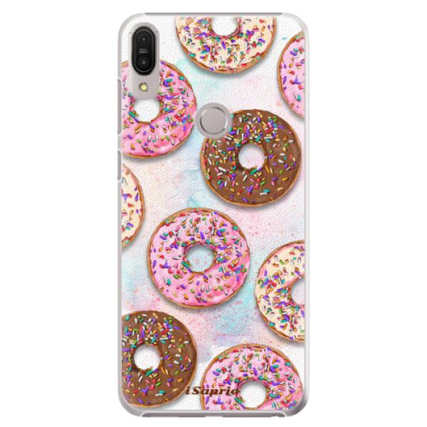 Plastové pouzdro iSaprio - Donuts 11 - Asus Zenfone Max Pro ZB602KL