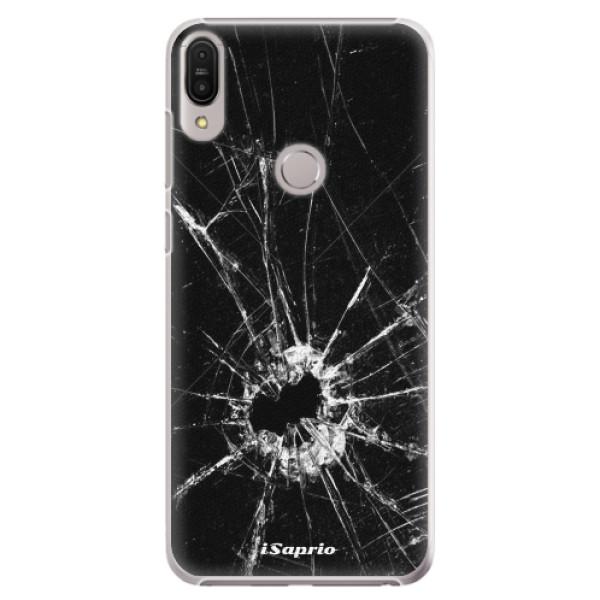 Plastové pouzdro iSaprio - Broken Glass 10 - Asus Zenfone Max Pro ZB602KL