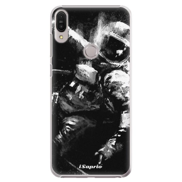 Plastové pouzdro iSaprio - Astronaut 02 - Asus Zenfone Max Pro ZB602KL