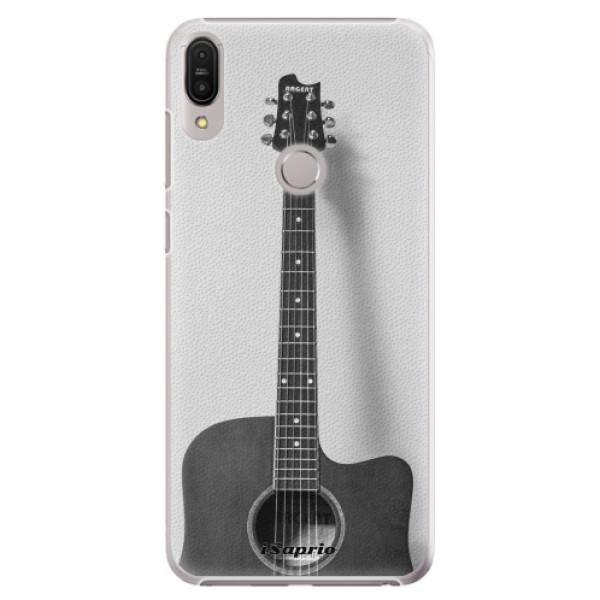 Plastové pouzdro iSaprio - Guitar 01 - Asus Zenfone Max Pro ZB602KL
