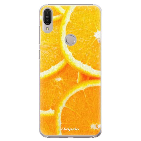 Plastové pouzdro iSaprio - Orange 10 - Asus Zenfone Max Pro ZB602KL
