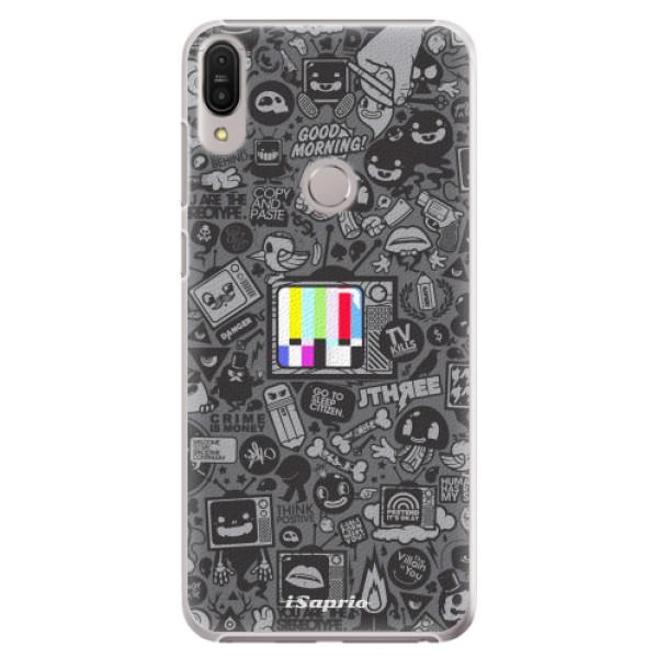 Plastové pouzdro iSaprio - Text 03 - Asus Zenfone Max Pro ZB602KL
