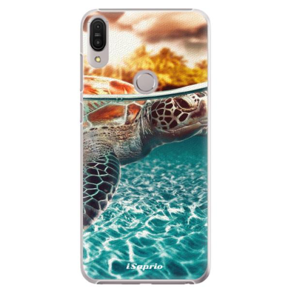 Plastové pouzdro iSaprio - Turtle 01 - Asus Zenfone Max Pro ZB602KL
