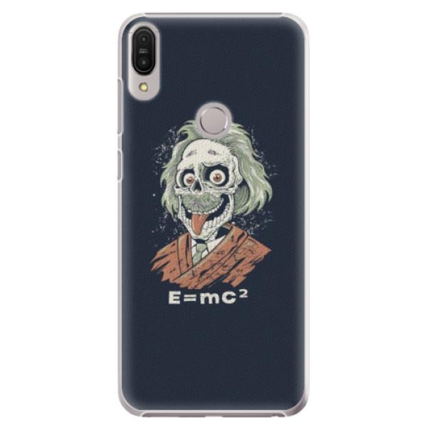 Plastové pouzdro iSaprio - Einstein 01 - Asus Zenfone Max Pro ZB602KL