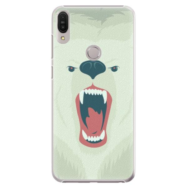 Plastové pouzdro iSaprio - Angry Bear - Asus Zenfone Max Pro ZB602KL