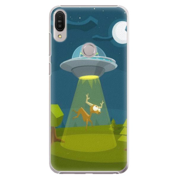Plastové pouzdro iSaprio - Alien 01 - Asus Zenfone Max Pro ZB602KL