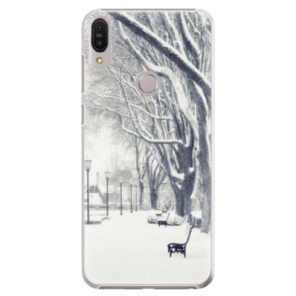 Plastové pouzdro iSaprio - Snow Park - Asus Zenfone Max Pro ZB602KL