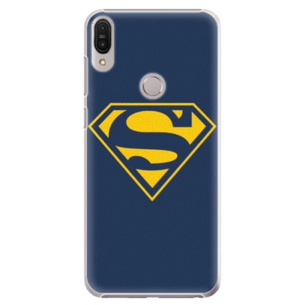 Plastové pouzdro iSaprio - Superman 03 - Asus Zenfone Max Pro ZB602KL