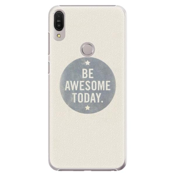 Plastové pouzdro iSaprio - Awesome 02 - Asus Zenfone Max Pro ZB602KL