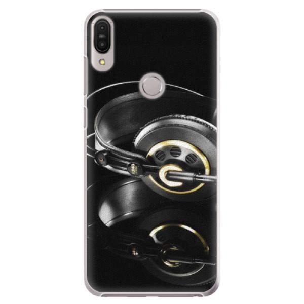 Plastové pouzdro iSaprio - Headphones 02 - Asus Zenfone Max Pro ZB602KL