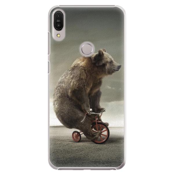 Plastové pouzdro iSaprio - Bear 01 - Asus Zenfone Max Pro ZB602KL