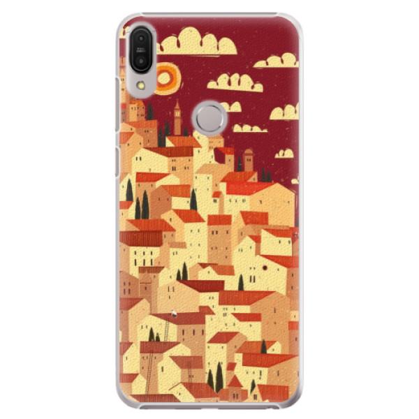 Plastové pouzdro iSaprio - Mountain City - Asus Zenfone Max Pro ZB602KL