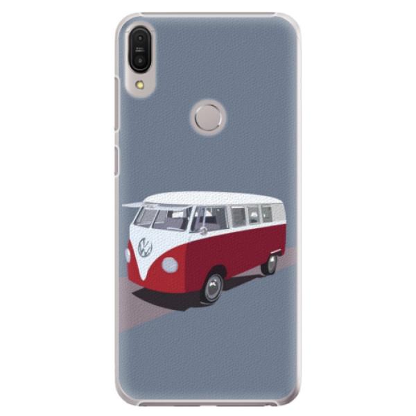 Plastové pouzdro iSaprio - VW Bus - Asus Zenfone Max Pro ZB602KL