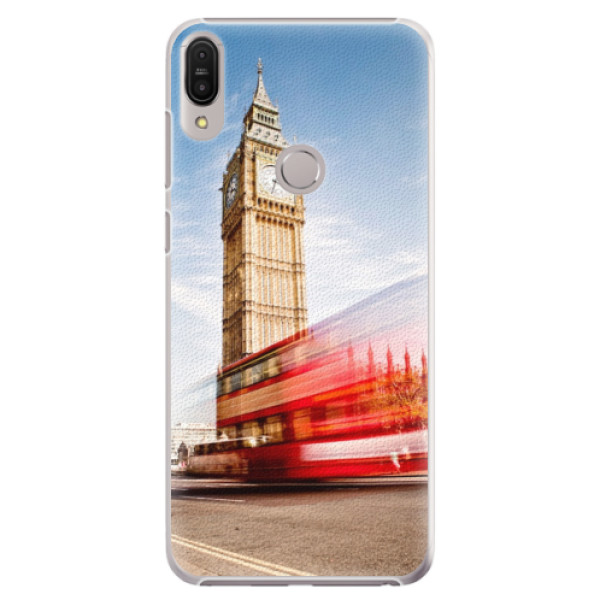 Plastové pouzdro iSaprio - London 01 - Asus Zenfone Max Pro ZB602KL