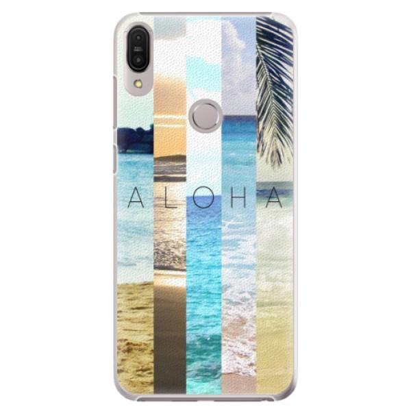 Plastové pouzdro iSaprio - Aloha 02 - Asus Zenfone Max Pro ZB602KL