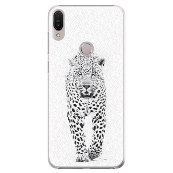 Plastové pouzdro iSaprio - White Jaguar - Asus Zenfone Max Pro ZB602KL