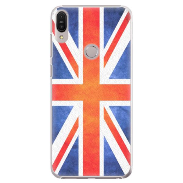 Plastové pouzdro iSaprio - UK Flag - Asus Zenfone Max Pro ZB602KL