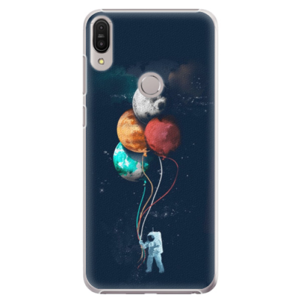 Plastové pouzdro iSaprio - Balloons 02 - Asus Zenfone Max Pro ZB602KL