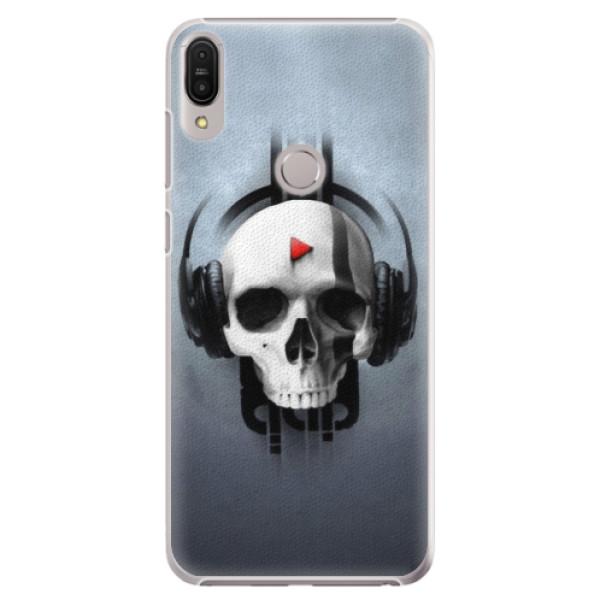 Plastové pouzdro iSaprio - Skeleton M - Asus Zenfone Max Pro ZB602KL