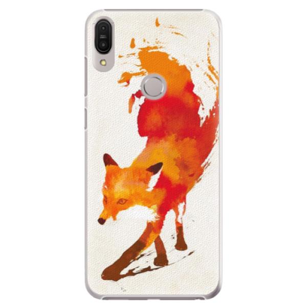 Plastové pouzdro iSaprio - Fast Fox - Asus Zenfone Max Pro ZB602KL