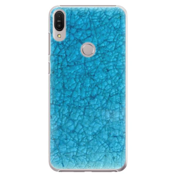 Plastové pouzdro iSaprio - Shattered Glass - Asus Zenfone Max Pro ZB602KL