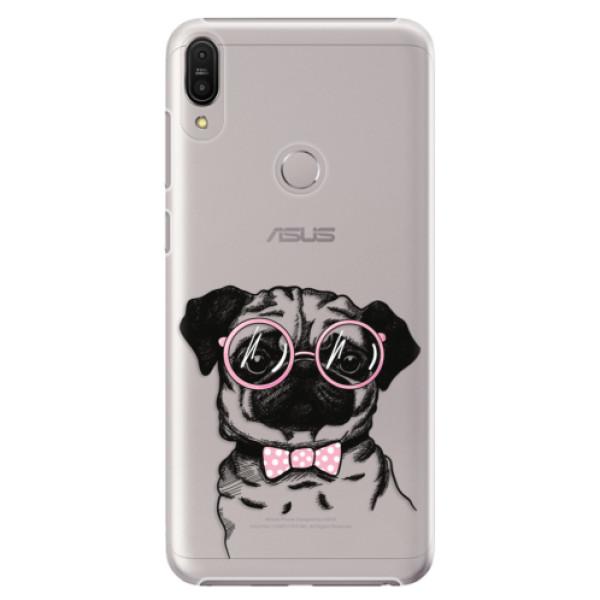 Plastové pouzdro iSaprio - The Pug - Asus Zenfone Max Pro ZB602KL