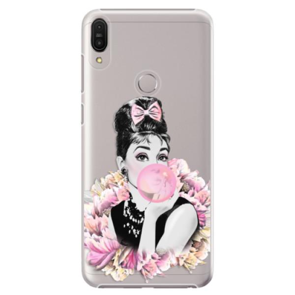 Plastové pouzdro iSaprio - Pink Bubble - Asus Zenfone Max Pro ZB602KL