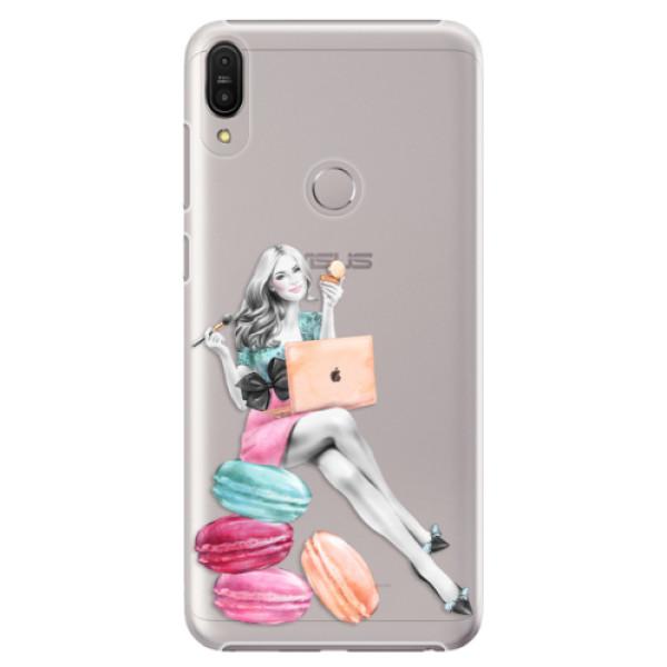 Plastové pouzdro iSaprio - Girl Boss - Asus Zenfone Max Pro ZB602KL