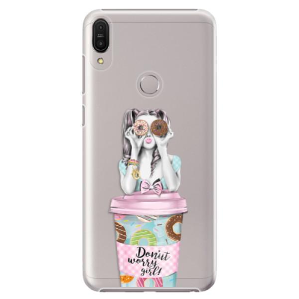 Plastové pouzdro iSaprio - Donut Worry - Asus Zenfone Max Pro ZB602KL