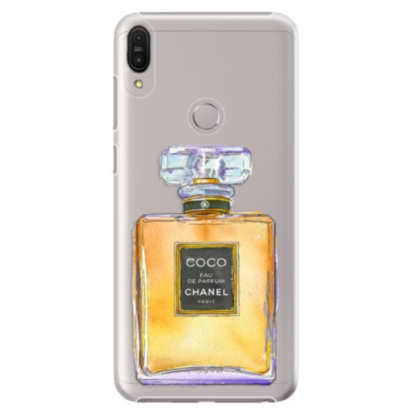 Plastové pouzdro iSaprio - Chanel Gold - Asus Zenfone Max Pro ZB602KL