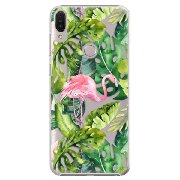 Plastové pouzdro iSaprio - Jungle 02 - Asus Zenfone Max Pro ZB602KL