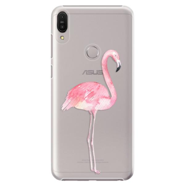 Plastové pouzdro iSaprio - Flamingo 01 - Asus Zenfone Max Pro ZB602KL
