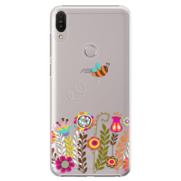 Plastové pouzdro iSaprio - Bee 01 - Asus Zenfone Max Pro ZB602KL
