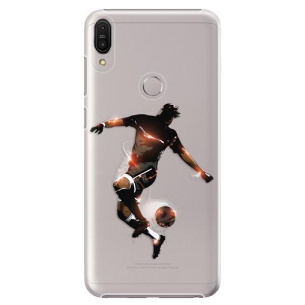 Plastové pouzdro iSaprio - Fotball 01 - Asus Zenfone Max Pro ZB602KL