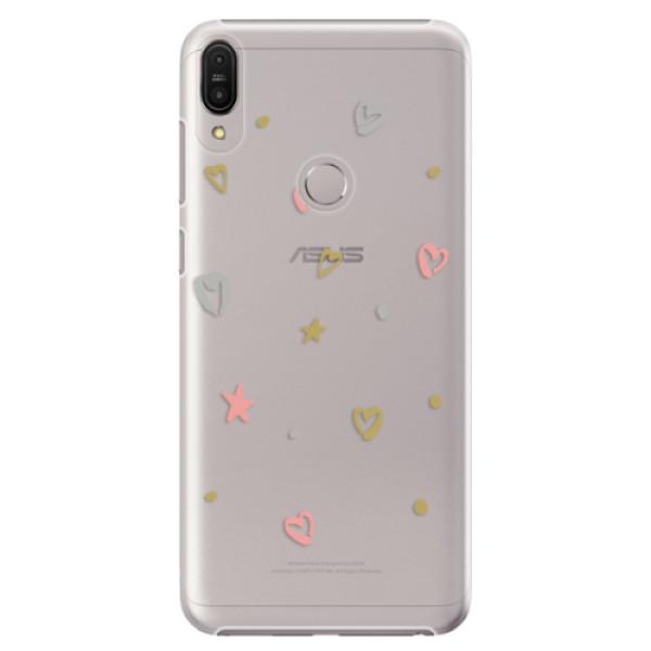Plastové pouzdro iSaprio - Lovely Pattern - Asus Zenfone Max Pro ZB602KL
