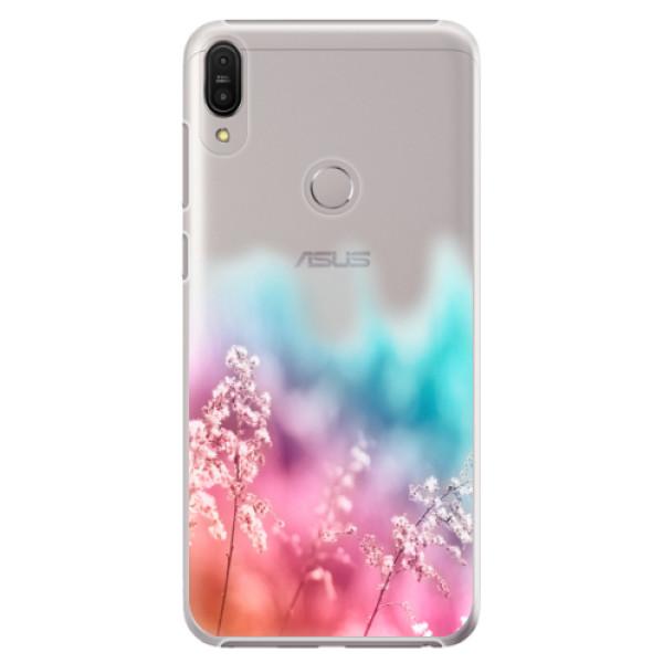Plastové pouzdro iSaprio - Rainbow Grass - Asus Zenfone Max Pro ZB602KL